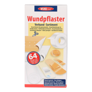 Wundpflaster Verband- Sortiment